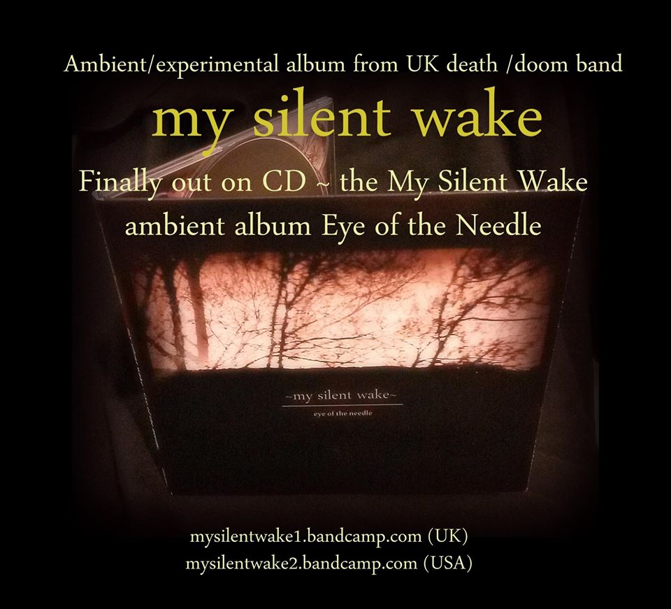 Eye Of The Needle – Now on CD