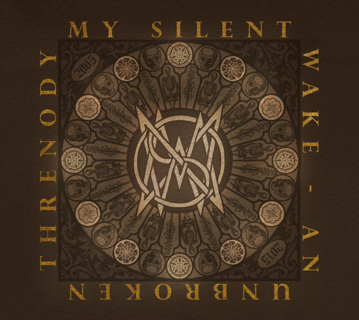 Out now! My Silent Wake – An Unbroken Threnody 2005 – 2015